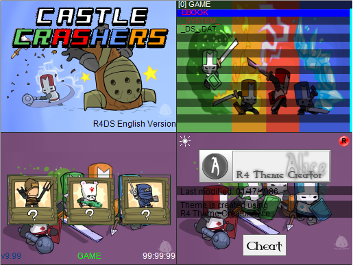 Thumbnail 1 for Castle Crashers
